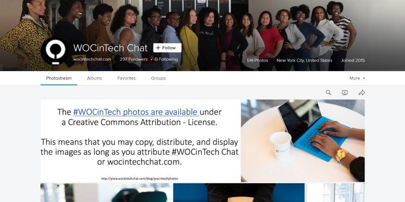 WOCinTech Chat